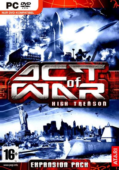 Act of War Gold Edition-DEFA