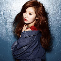 Sexy Foto HyunA For Bubble Pop Video Clip