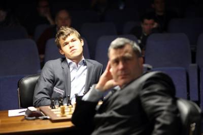 Nulle entre Ivanchuk et Carlsen