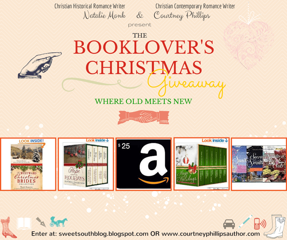 Enter The Book-lover's Christmas Giveaway!!!