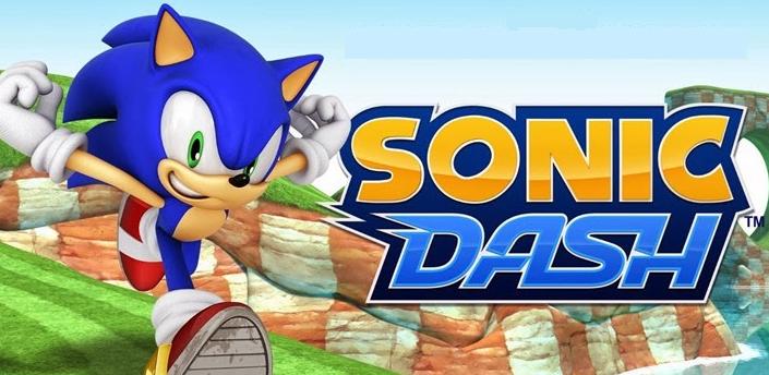Sonic Dash v1.12.0.Go Apk [Unlimited Rings & Stars]