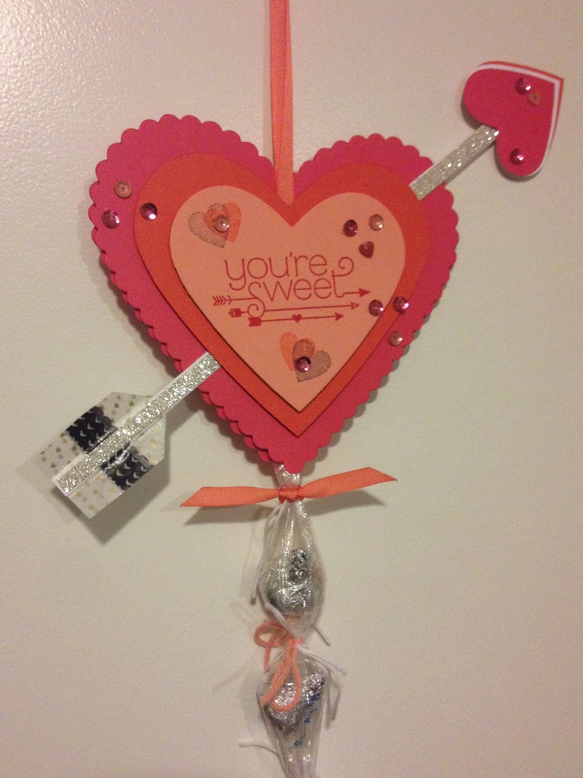 Valentines Day Kiss Countdown Stampin Up Midnight Crafting