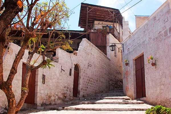 Casa encantada de Yanahuara