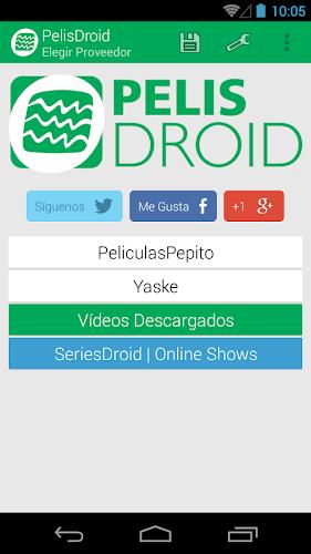 PelisDroid v.1.5.1