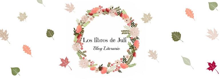Los libros de Juli.