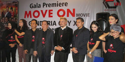 181 Pictures Perkenalkan Film Move On