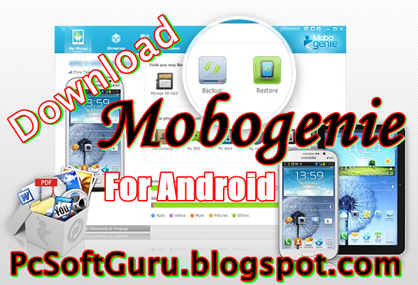 Download Mobogenie 2.1.18 For Android