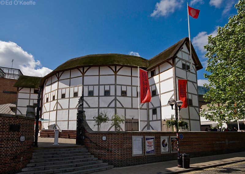 a description of shakespeares globe theatre as a storied place Collected essays robert louis  as patterson says, this description is near enough even to- day  such a place is the course of the gazeille,.