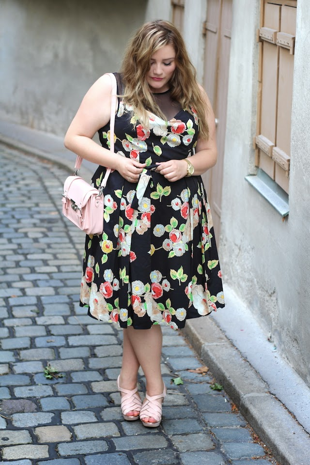 A Beautiful Plus Size Dress