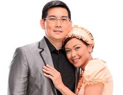 Jodi Sta Maria and Richard Yap (Papa Chen) Teleserye: Be Careful With My Heart