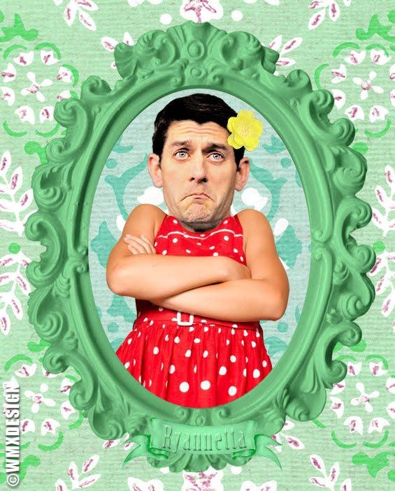 Paul Ryan  clueless