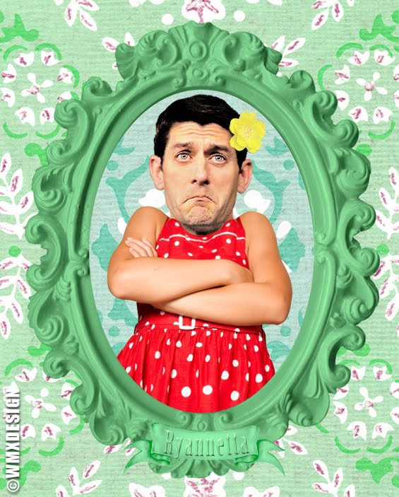 Paul Ryan  clueless 