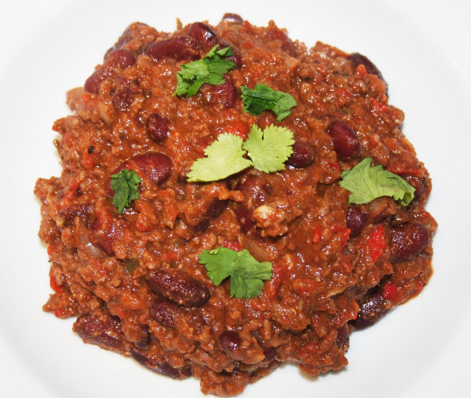La cuisine de bernard chili con carne for Cuisine bernard