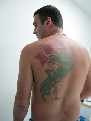 Tatuagens nas Costas para homem