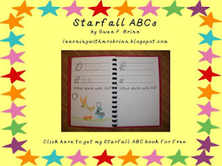 the first lesson i show my students is how to get to starfallcom i usually make it the home page for the beginning of the school year