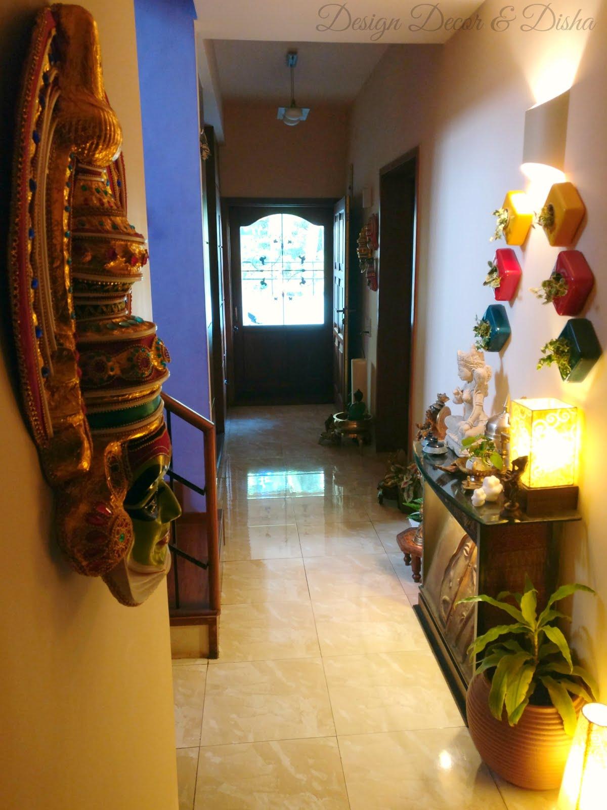 Design decor disha for Indian home decor images
