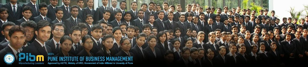 Official Blog of Pune Institute of Business Management