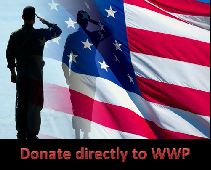 Donate Directly to the Wounded Warriors Project!