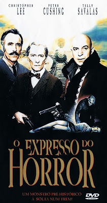 O Expresso do Horror - DVDRip Dublado