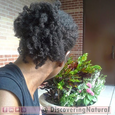 Natural Hair DiscoveringNatural