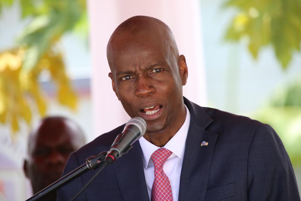 Après plus d'un mois de silence, Jovenel Moïse propose la formation d'un gouvernement d'union natio