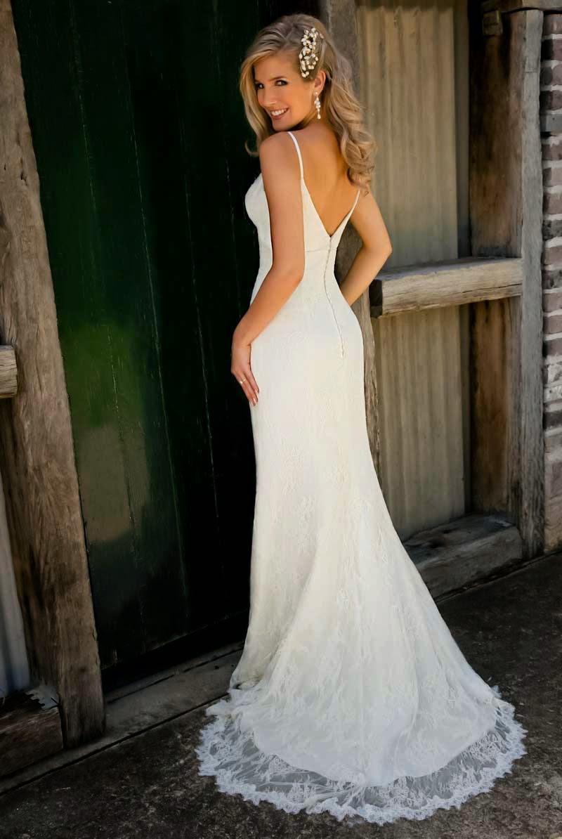 Lace Wedding Dresses 2014 Photos HD Concepts Ideas