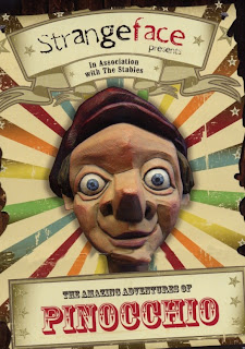 The Amazing Adventures of Pinocchio January 2013