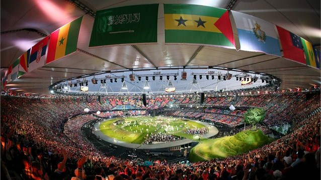 London Olympic ethiopia