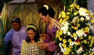 Tradisi Siraman mandi Untuk Calon Pengantin atau Wanita Hamil