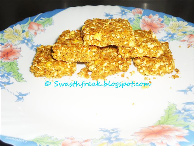 Palm Sugar Caramel Coconut Crunch