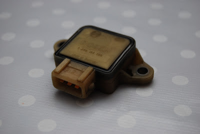 Bosch throttle position sensor for xu10j4rs