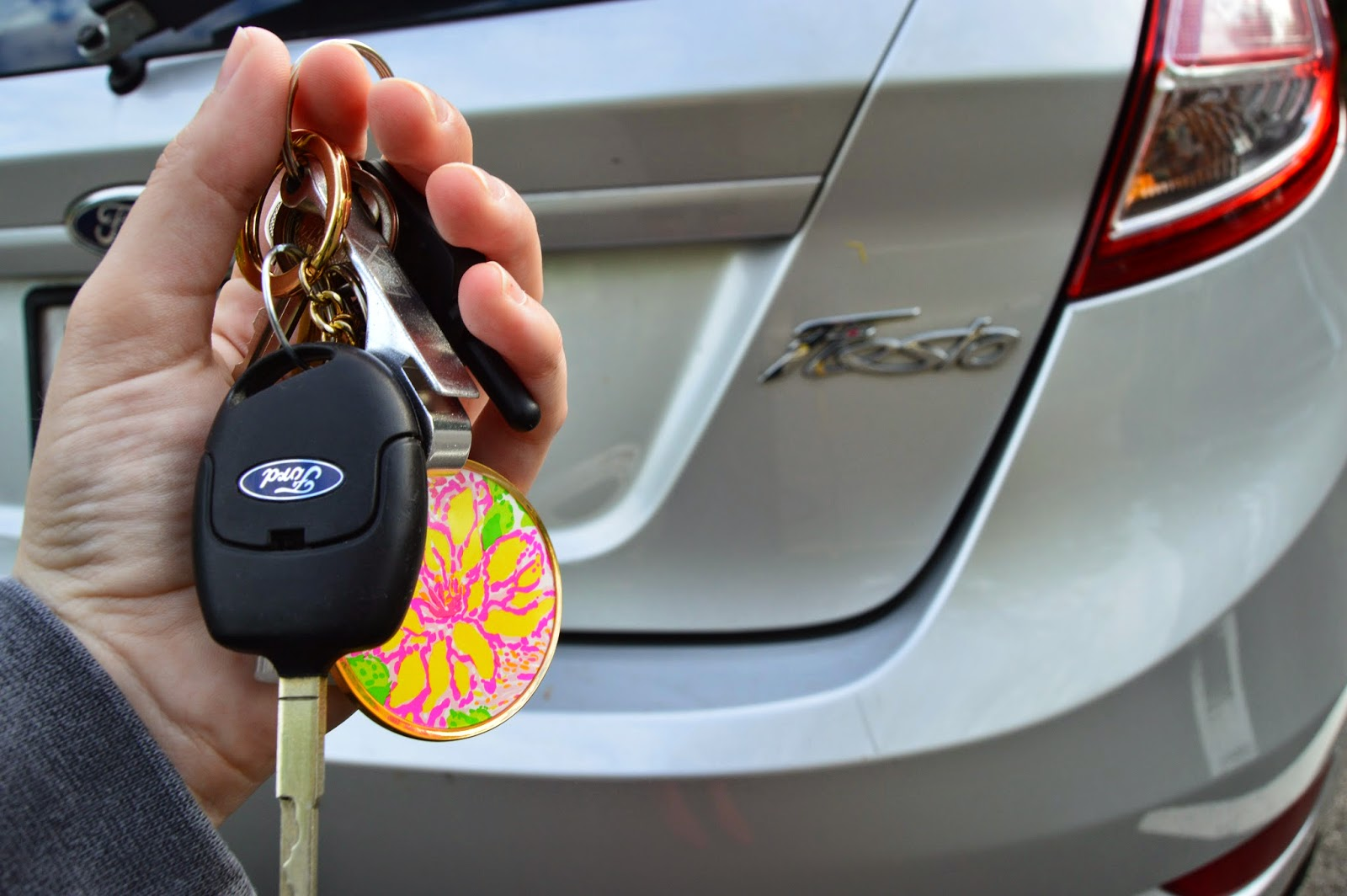 Ford Fiesta 2014, Lilly Pulitzer