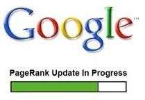 logo google pagerank progress pengaruh ejaan salah