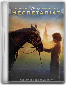 Capa Secretariat   DVDRip   Dublado (Dual Áudio)