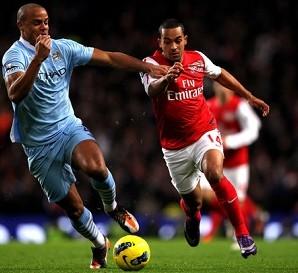 Prediksi Skor Arsenal vs Manchester City