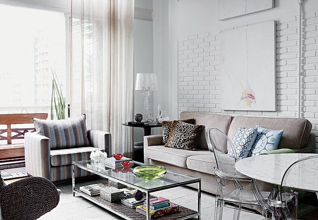 decoracao tijolo branco : decoracao tijolo branco:tudo para minha casa: Parede com tijolos a vista