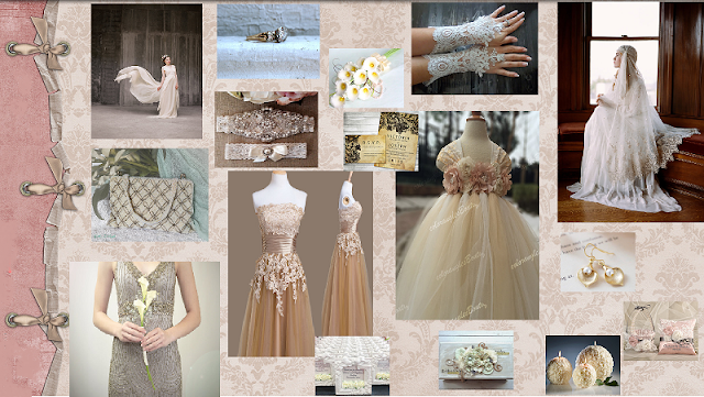 gunadesign guna andersone Vintage weddings