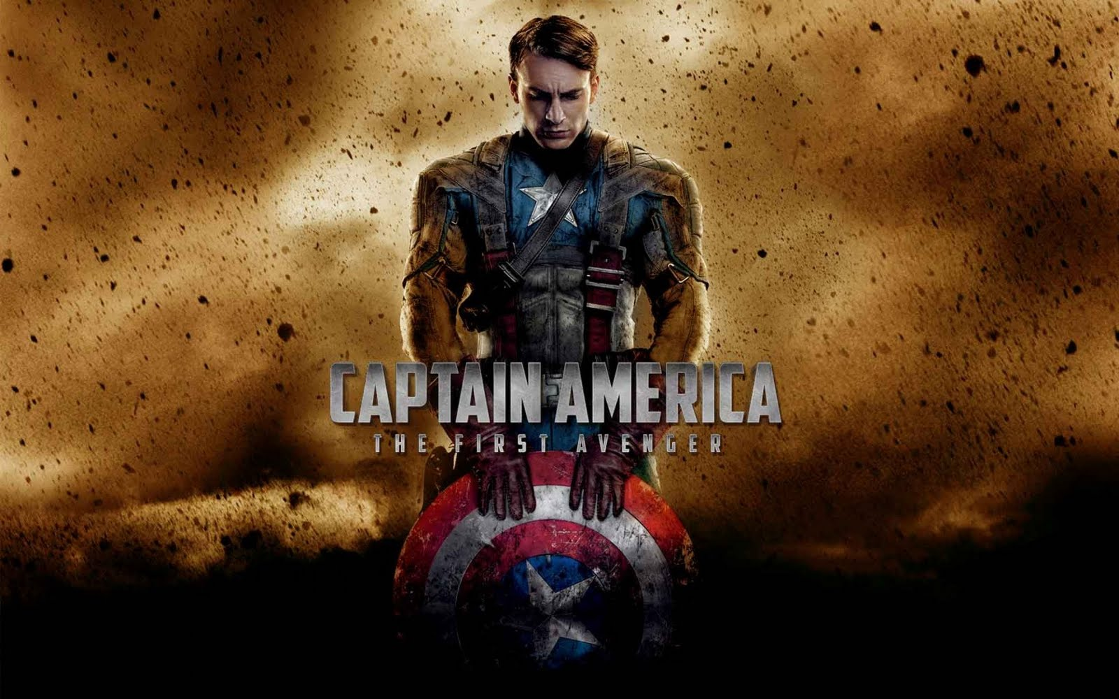 Captain America First Avenger Movie Poster 02 Photo Galore
