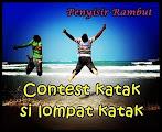 @8 april ::Contest Lompat Si Katak Lompat::