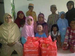 Yuk Sedekah Nasi kotak untuk Anak Yatim dan Dhuafa !