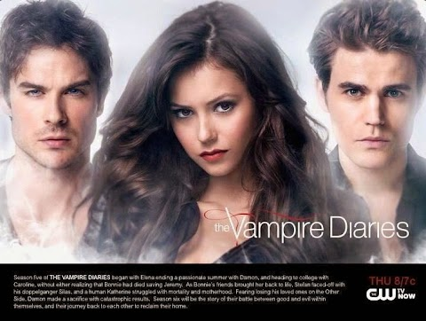 The Vampire Diaries:  6X15 'Let Her Go' Sinopsis revelada por CW