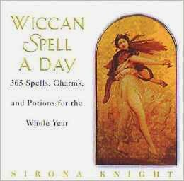 Wiccan Spell A Day