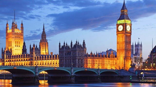London tourism bridge flat hunting moving house