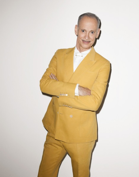 John Waters by Terry Richardson