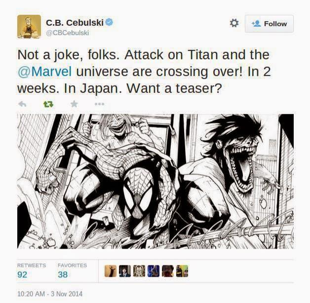 pertarungan titan lawan avengers