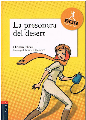 la presonera del desert