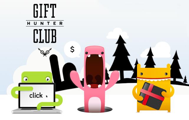 Gift Hunter Club - Gana dinero online