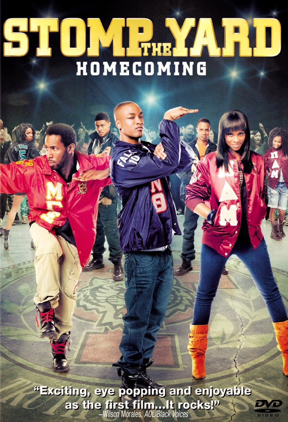 Stomp the Yard 2 Homecoming 2010 ταινιες online seires xrysoi greek subs