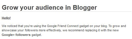 Increasing your Google Plus followers