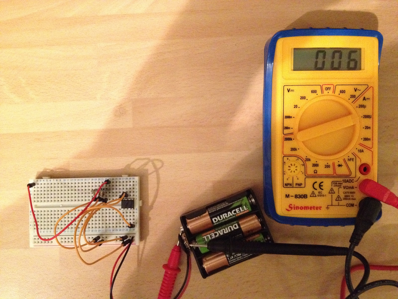 Mchr k arduino wireless sensor node sleeping